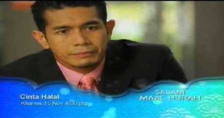 Cinta halal (2013) telemovie