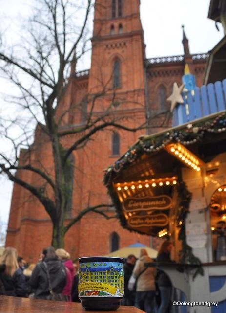 Wiesbaden Christmas Market 2014