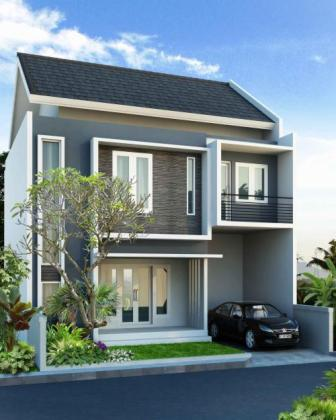 Desain Rumah Minimalis 2 Lantai  Desain Rumah Minimalis