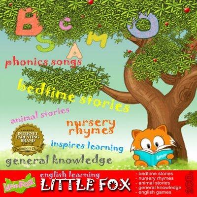 Littlefox Flash Phonics Games