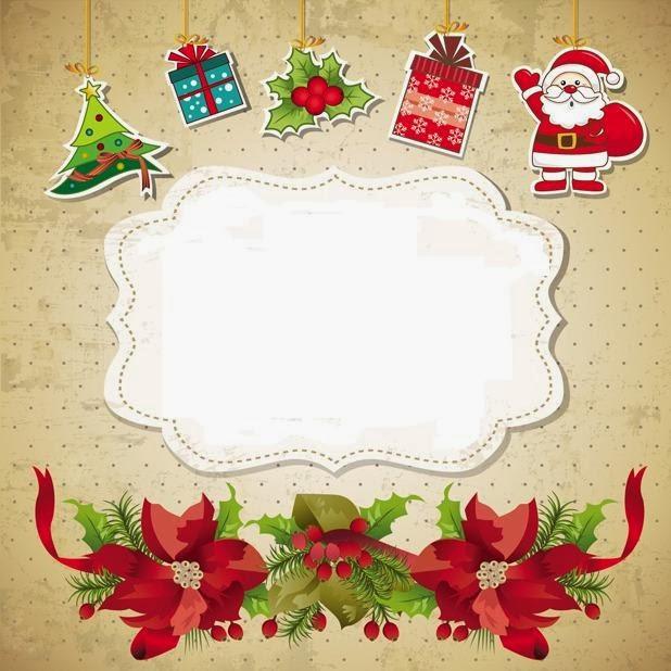 Imprimolandia fondos para tus felicitaciones de navidad - Tarjetas felicitacion navidad ...