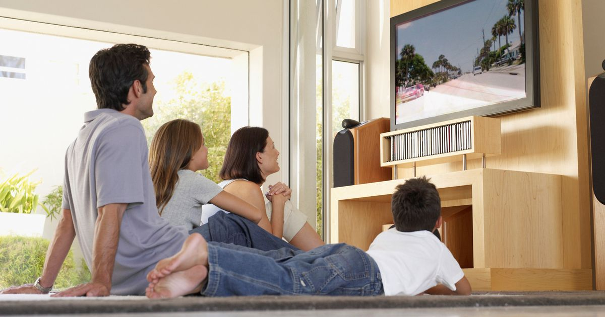 an introduction to the effect of outdoors and television on children