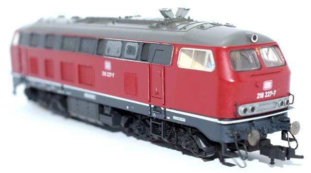 Fleischmann BR 218 Ref. 4938