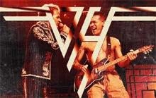 Van Halen de gira mundial en 2012