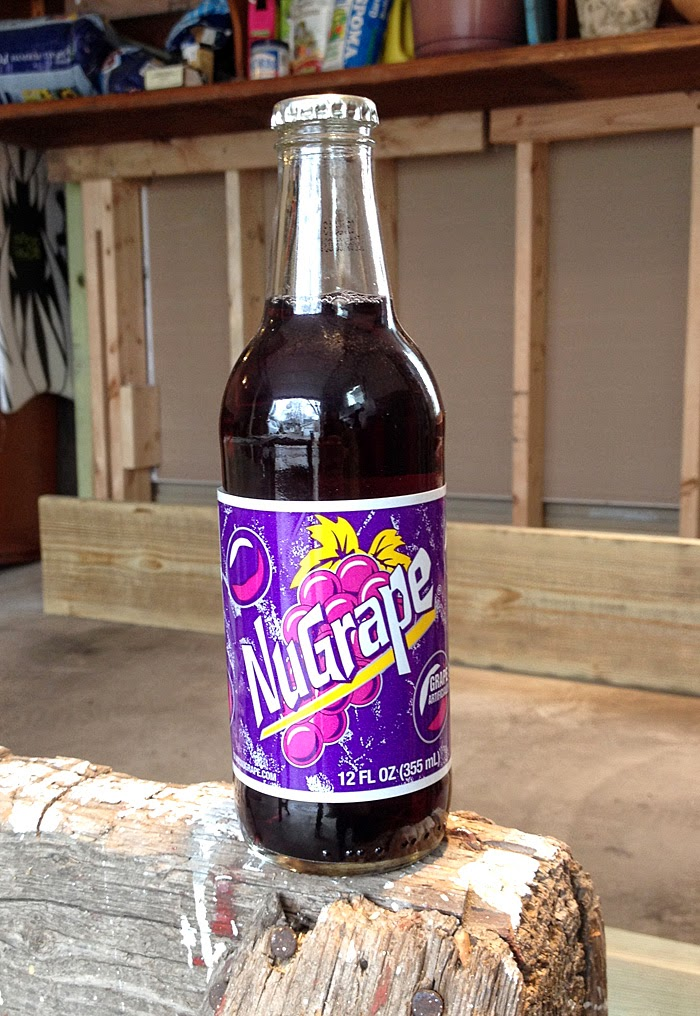 NuGrape Grape Soda
