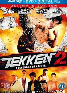 Tekken 2 : A Vingança De Kazuya