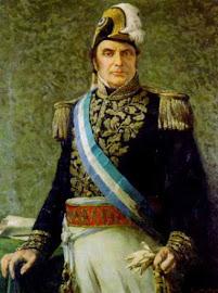 JUSTO JOSÉ DE URQUIZA (Virreinato del Río de la Plata 18/10/1801 - 11/04/1870).