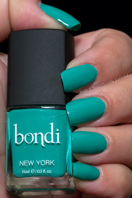 Bondi New York Teal Magnolia