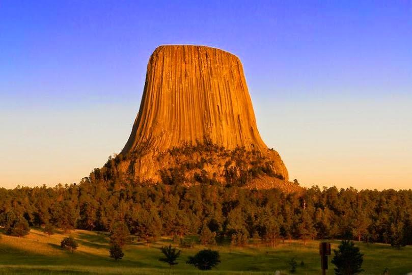 Devil's Tower National Monument - Wyoming (Stati Uniti)