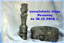 6 urodziny bloga Pawanny