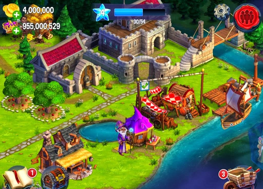 Castle Ville Legends Game Hack