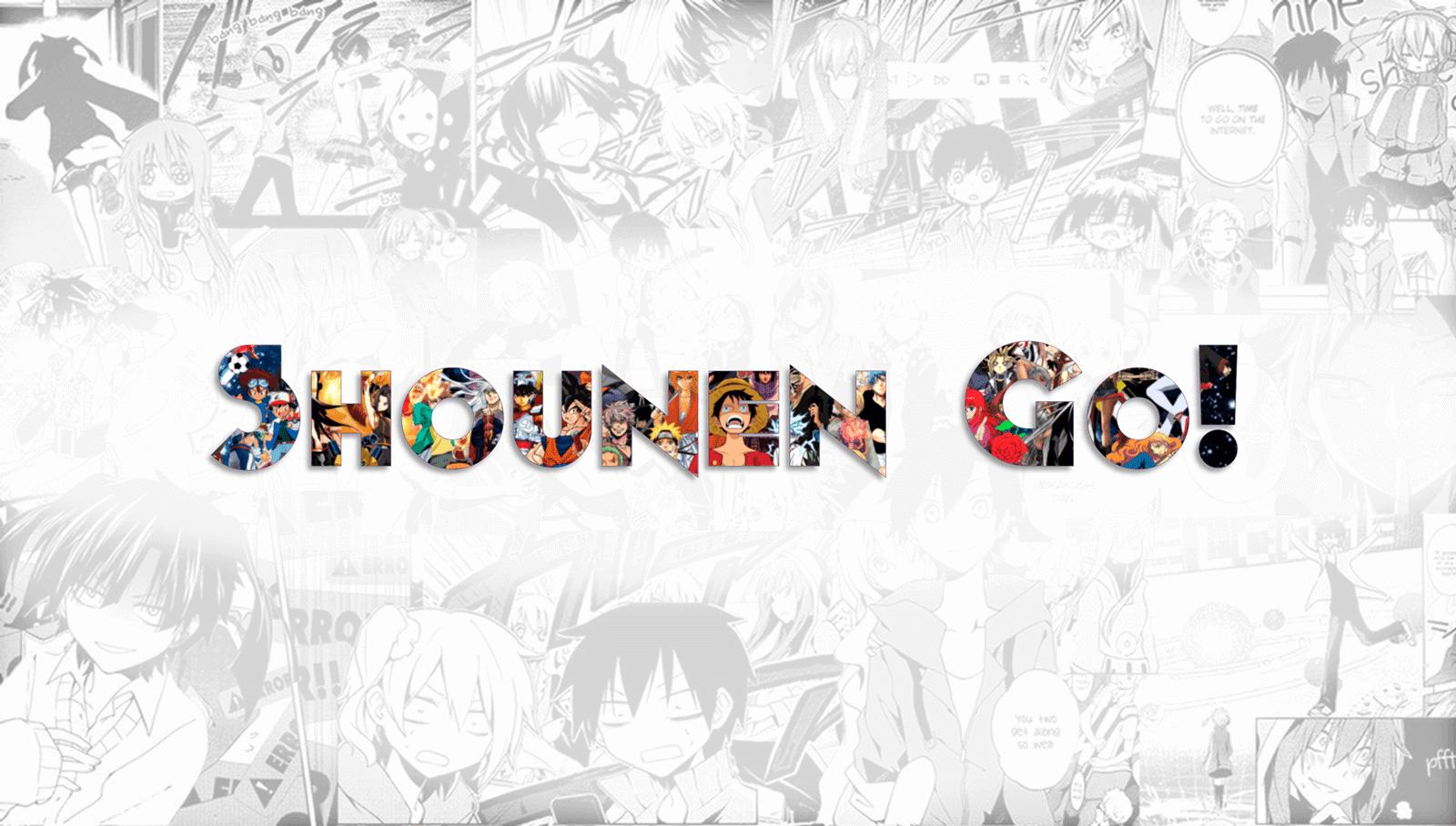 Entre na Shounen Go!