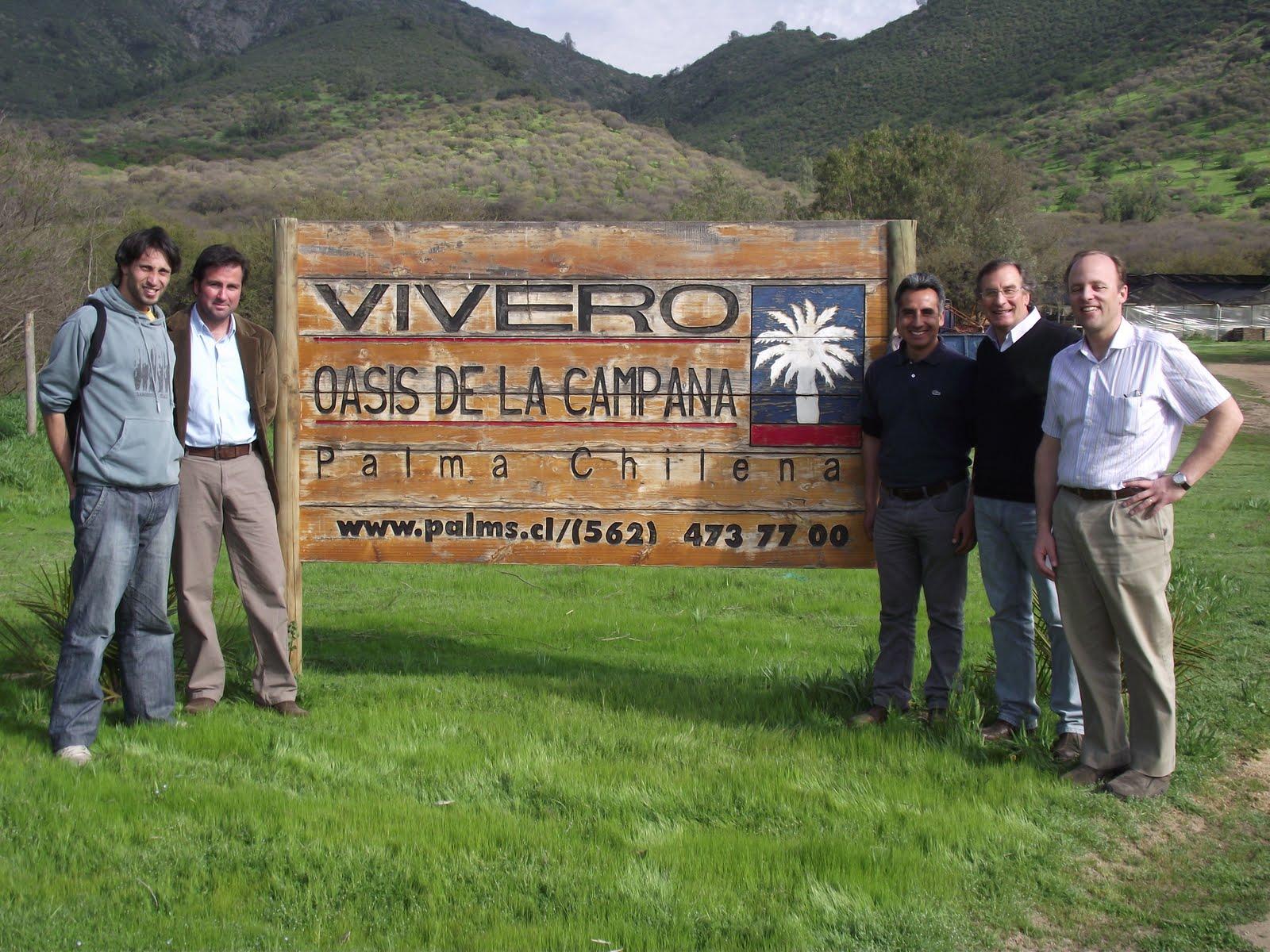 Mural electr nico fundaci n la semilla ruta ecoeducativa for Vivero hijuelas