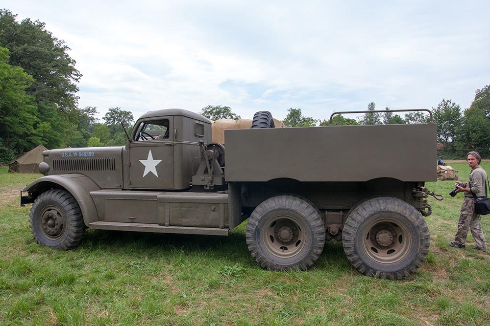 trasporto carri pesanti americano usa 2ww