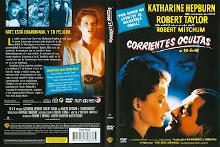 Carátula: Corrientes ocultas (Undercurrent) 1946