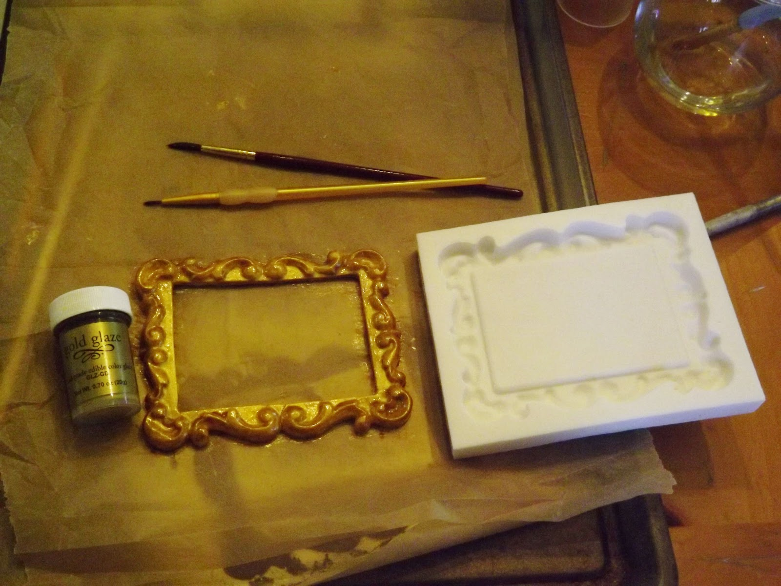 cakes of the hamptons how to make an artist cake. Black Bedroom Furniture Sets. Home Design Ideas
