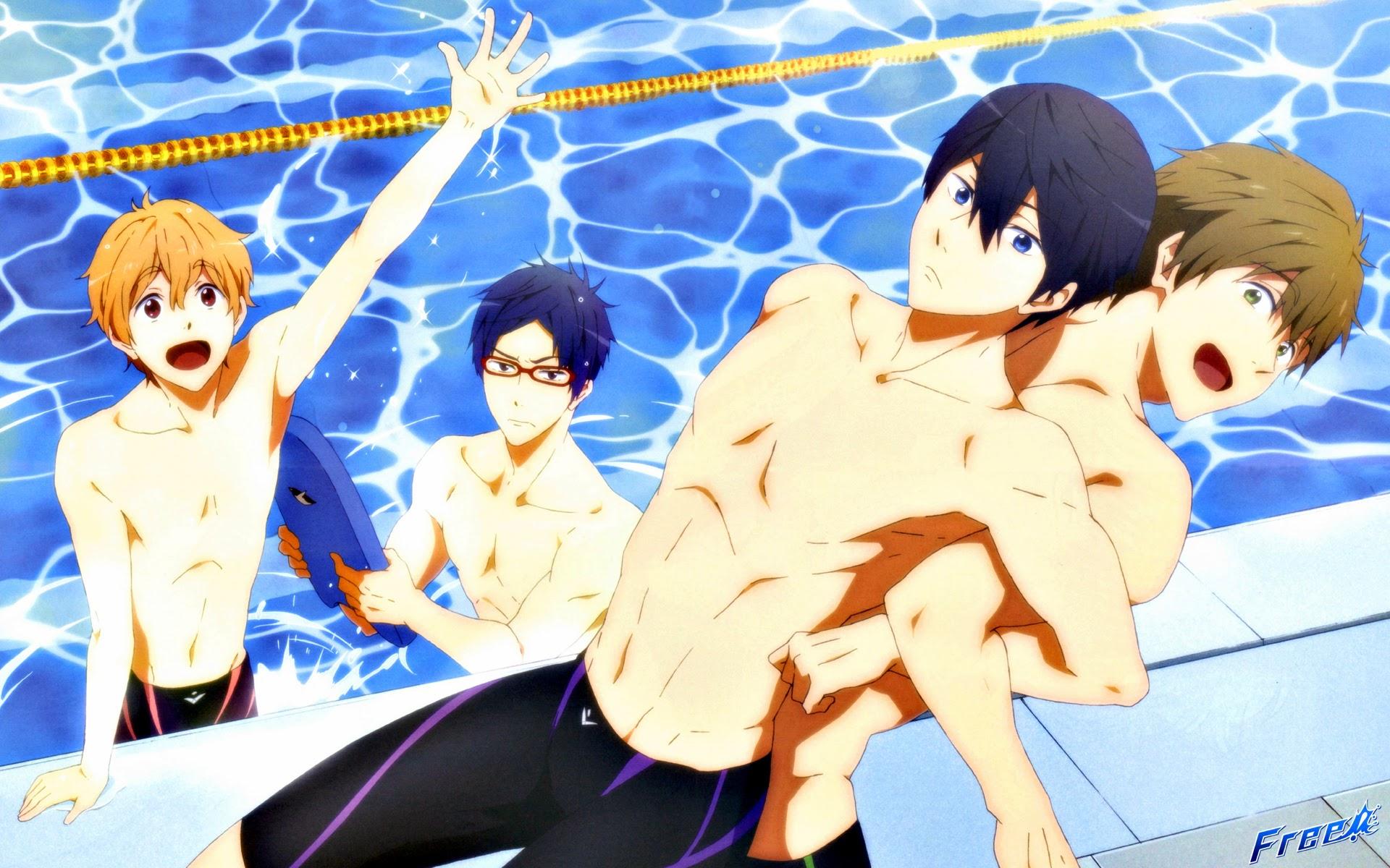 iwatobi swim club wallpaper - photo #5