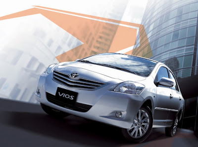 Most Fuel-Efficient Passenger Cars in the Philippines 10 Toyota Vios