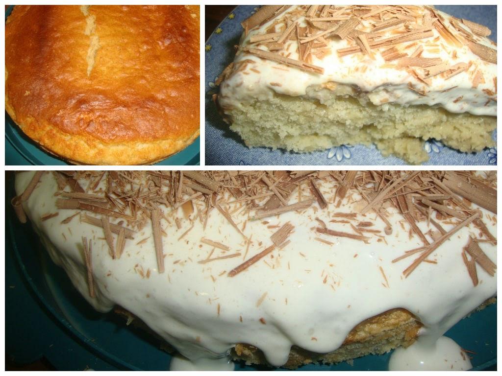 Pan de Claras de huevo merengadas