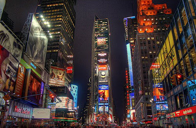 the time esquires picture - Photo of Time Square