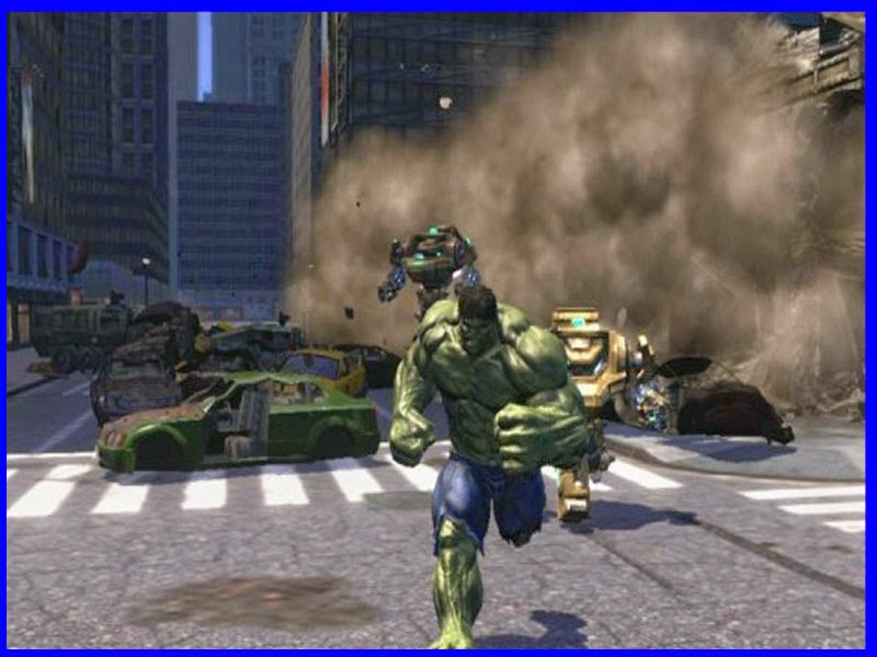 The Incredible Hulk PC Game Free Download