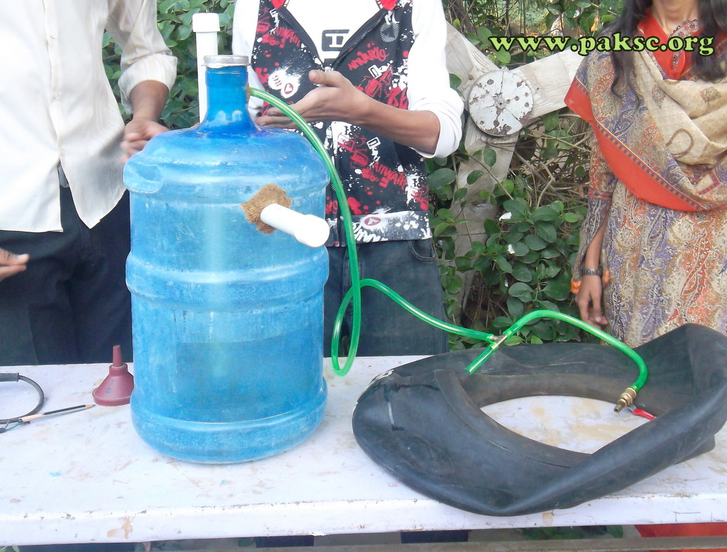 Mini Biogas Digester Project Photo Gallery ~ Biogas Plant (Anaerobic ...
