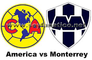 Revancha America vs Monterrey Semifinal 2013