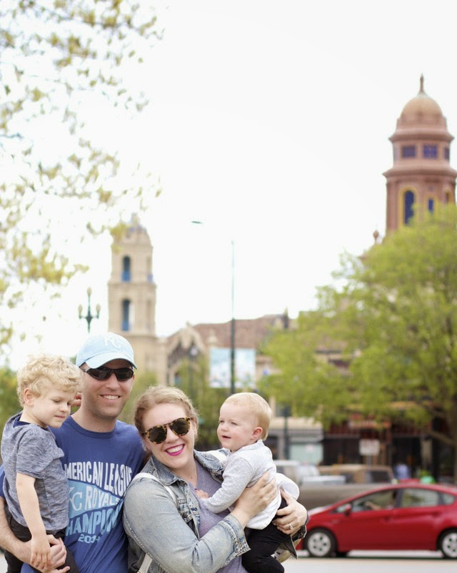 What to do with kids on the Plaza in Kansas City