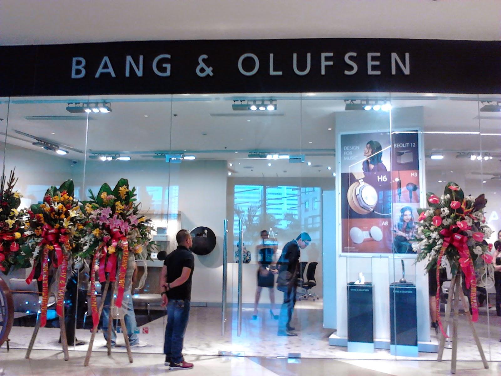 Bang   Olufsen Opens at Shangri-La--Its Biggest Store in Southeast Asia 9dbd6b2cff