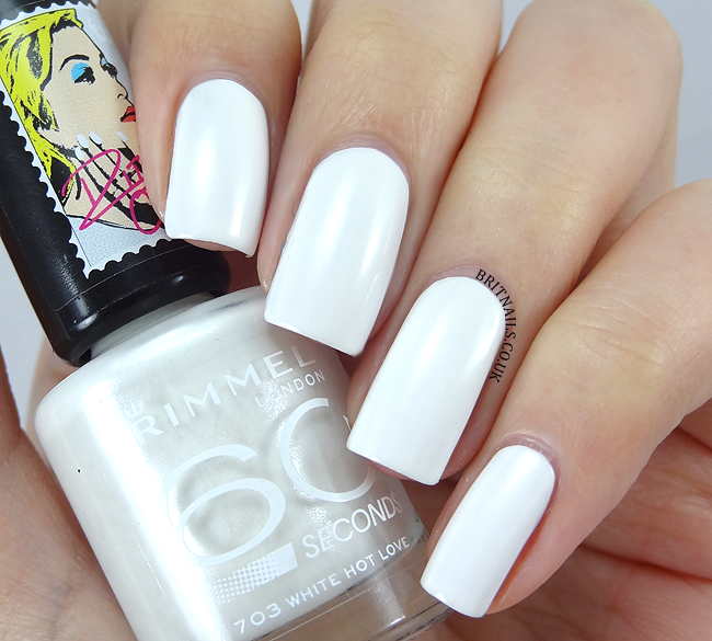 Rimmel Rita Ora White Hot Love