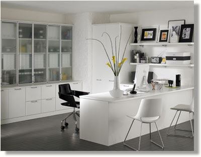 Interior Design Home Office on Modern Home Office Interior Minimalist Design