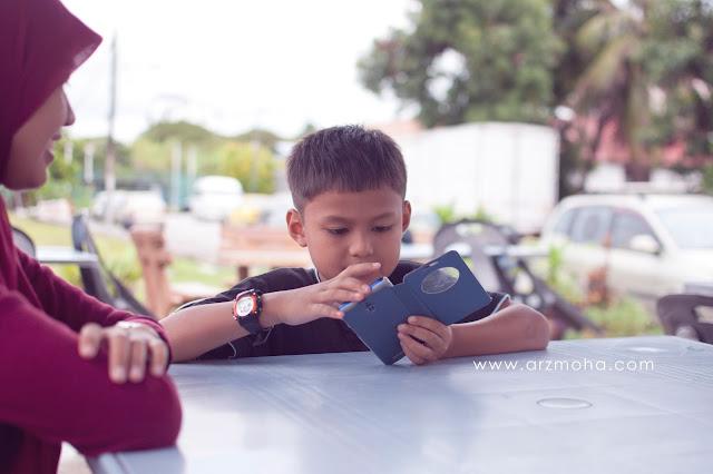 gambar kanak-kanak, gambar kanak-kanak di warung nasi lemak penang,