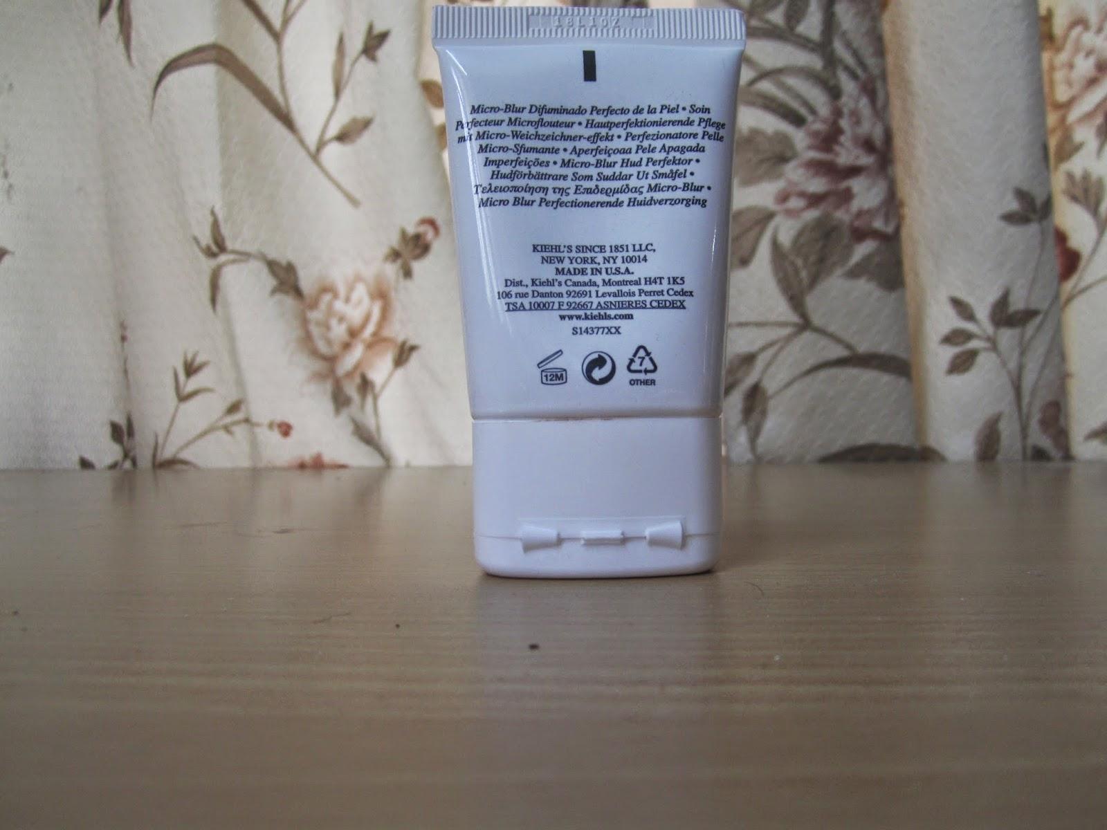 Kiehl's Micro-Blur Skin Perfector