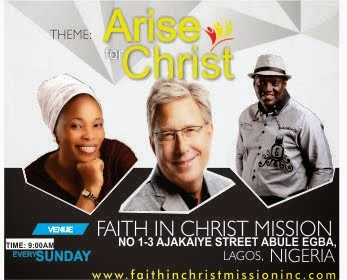 Faith In Christ Mission