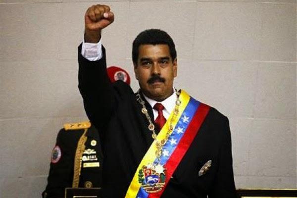 Venezuela kumpulkan sejuta tanda tangan petisi anti-AS