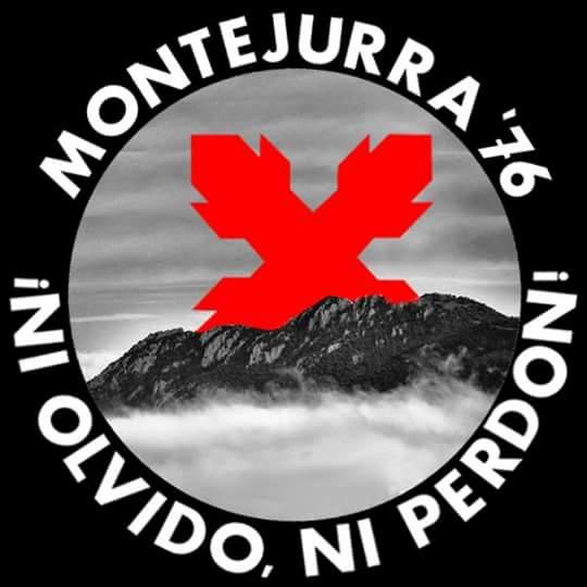 Montejurra 76: ¡Ni olvido, ni perdón!