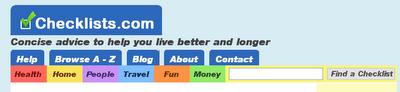 Checklist.com: Online Checklist Creator