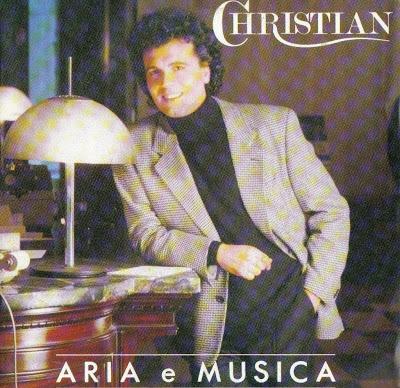 Christian - Aria e musica sanremo 1987