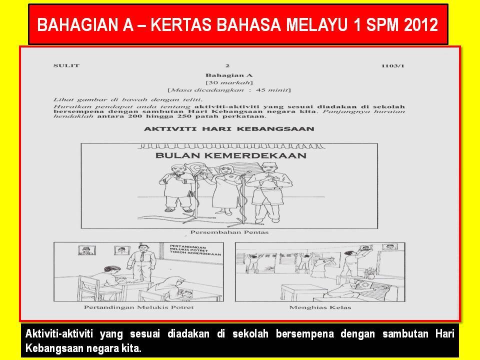 Terbukti Kerelevanan Buku Kru Dengan Soalan Bahasa Melayu Spm