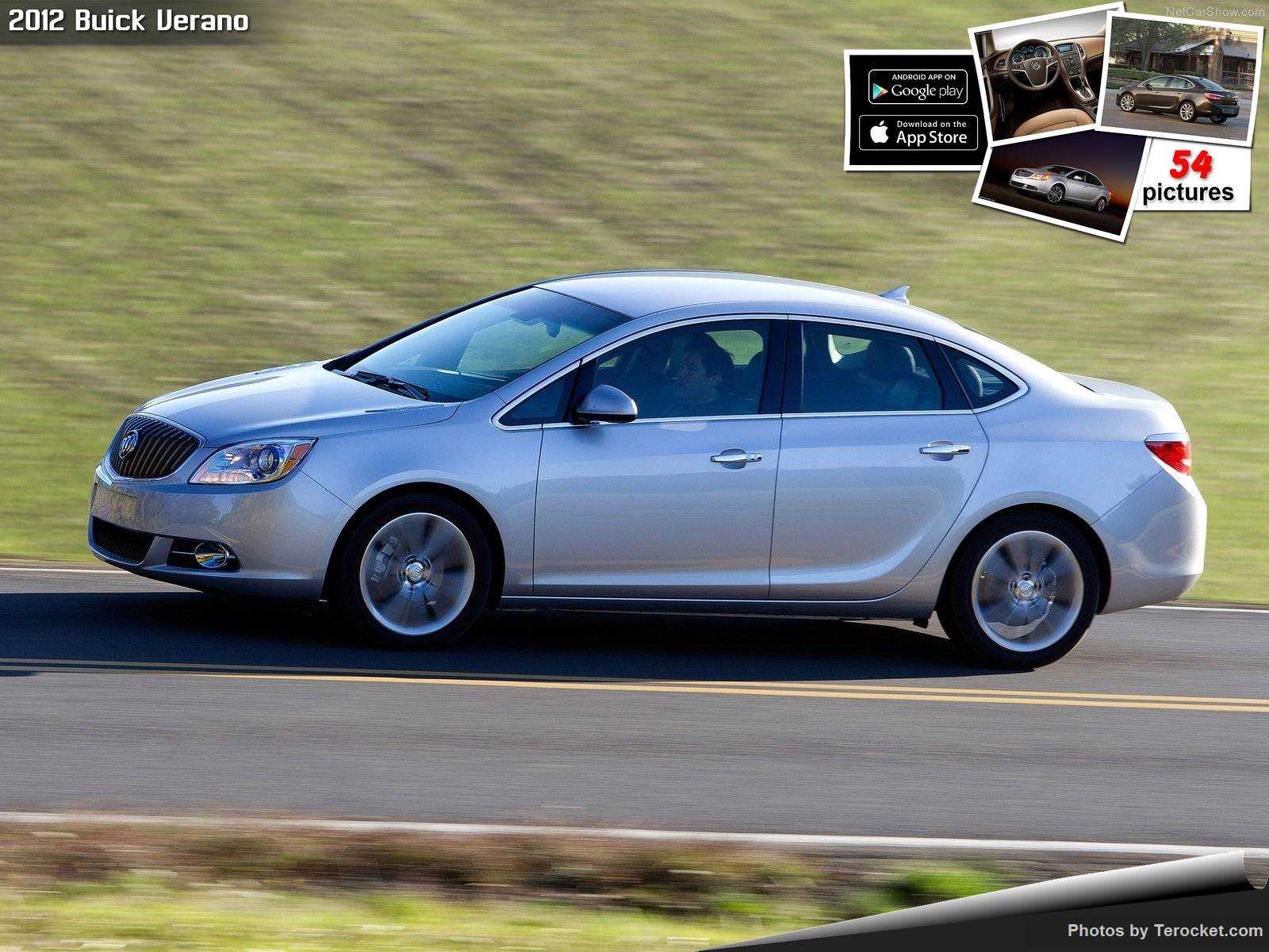 Hình ảnh xe ô tô Buick Verano 2012 & nội ngoại thất