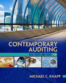 contemporary auditing crazy eddie Auditing 409306 audit case  period 1984-1987identify and briefly explain the red flags in crazy  assume that you were a member of the crazy eddie audit team.
