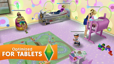 Download The Sims Free Play v5.18.4 APK