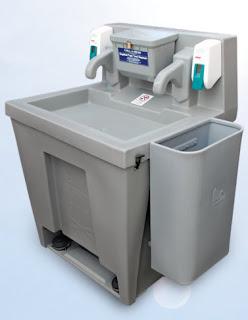 Queens Water Basin portable sink