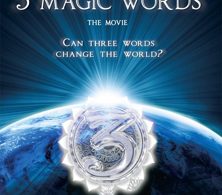 3 magic words movie  3 magic words movie