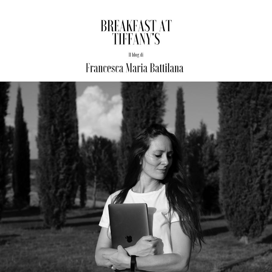 Breakfast at Tiffany's di Francesca Maria Battilana