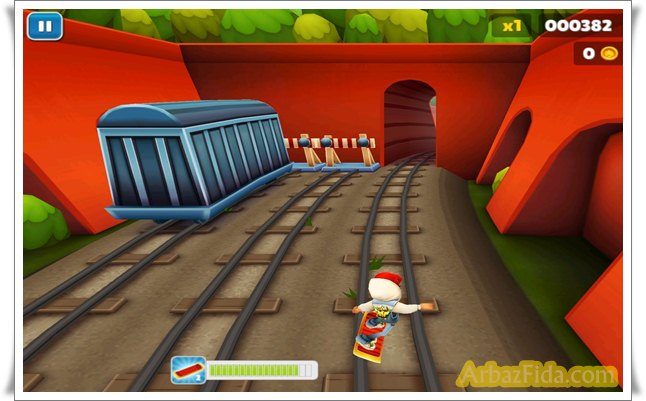 Subway Surfers 2012 PC Game Full Version Free Download