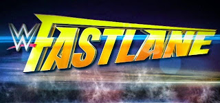 WWE Fastlane 2015 pay-per-view poster