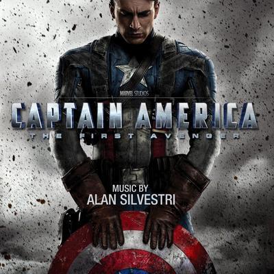 Baixar CD Capitão America - O Primeiro Vingador | Captain America - The First Avenger (2011)