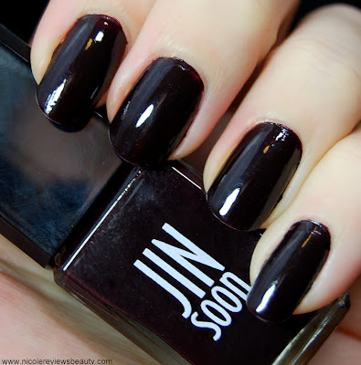 JINsoon Nail Lacquer in Risque Review and Swatches