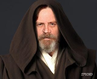 Luke Skywalker padre rey